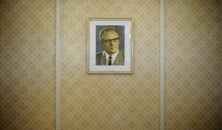 Erich Honecker (Foto)