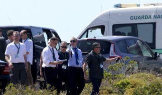 Ermittler in Portugal bereiten Grabungen im Fall Maddie vor (Foto)