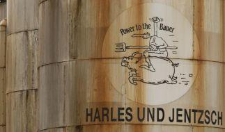Ermittlungsverfahren gegen Futtermittel-Produzenten eingeleitet. (Foto)