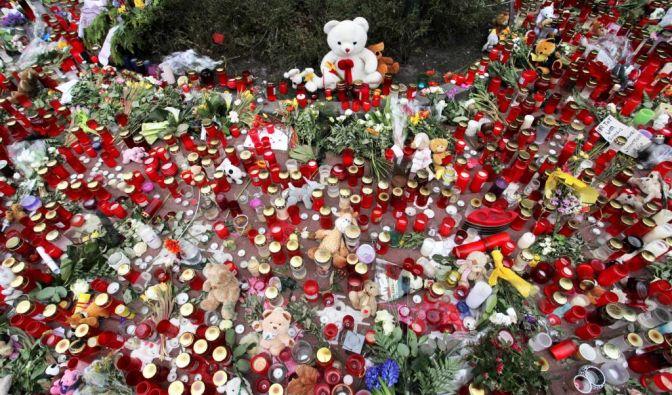 Ermordete Lena in Emden beigesetzt (Foto)