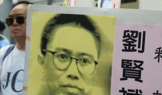 Erneut harte Haftstrafe gegen Dissidenten in China (Foto)