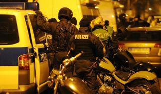 Erneut Razzia in Bandidos-Clubhaus - Drei Festnahmen (Foto)
