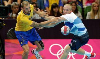 Erneute Klatsche für Briten: 19:41 gegen Schweden (Foto)