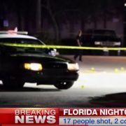 Erneute Schießerei vor einem Club in Florida. (Foto)