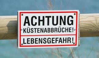 Erneuter Kreideabbruch auf Rügen (Foto)