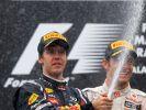 Erneuter Vettel-Triumph  (Foto)