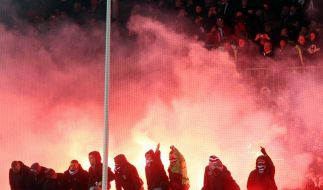 Erneuter Wurfskandal: DFB ermittelt gegen Pauli (Foto)