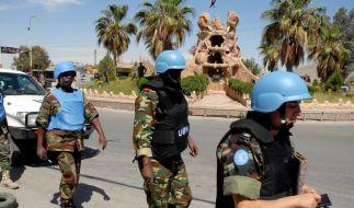 Erneutes Massaker in Syrien (Foto)