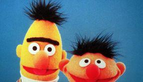 Ernie und Bert (Foto)