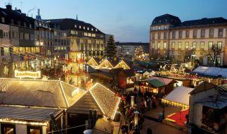 Eröffnung Darmstädter Weihnachtsmarkt (Foto)