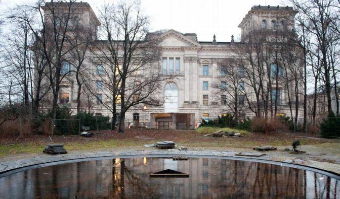 Eröffnung von Sinti-Denkmal für Herbst geplant (Foto)