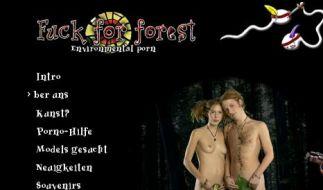 Erotische Umweltaktivisten (Foto)