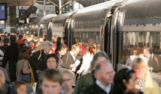 Ersatzzüge sollen Bahn-Behinderungen abfedern (Foto)