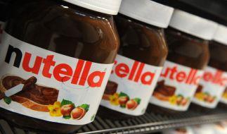 Erschreckend: 16 von 21 getesteten Nuss-Nougat-Cremes sind durch Schimmelpilze vergiftet. Branchenprimus Nutella ist wohl nicht betroffen. (Foto)