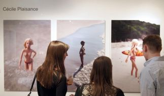 Erschwingliche Kunst: Einsteiger auf Schnäppchenjagd (Foto)