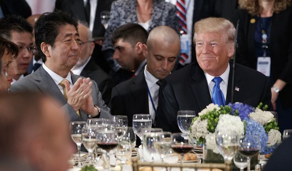 Trump holt bei UN-Rede zum Rundumschlag aus (Foto)