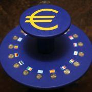 Erst Eurokrise, nun auch Rezession - die Wirtschaftslage in der Eurozone bleibt sehr angespannt.