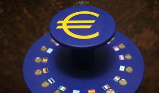 Erst Eurokrise, nun auch Rezession - die Wirtschaftslage in der Eurozone bleibt sehr angespannt. (Foto)