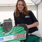 Erst 15 Jahre und schon so schnell: Sophia Flörsch startet ab diesem Jahr in der Formel 4. (Foto)
