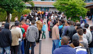 Flüchtlingskrise in Deutschland: Live-Ticker