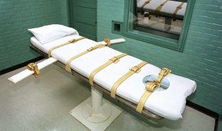 Erste Hinrichtung in Texas 2016: Richard Masterson starb durch die Giftspritze. (Foto)