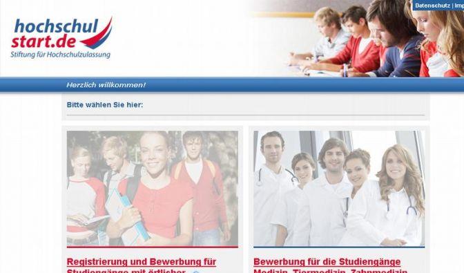 Erste NC-Studienplätze mit neuem System vergeben (Foto)
