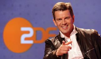 Erster Rückschlag für den neuen Wetten, dass..?-Moderator Markus Lanz: Das Schweizer Fernsehen strah (Foto)