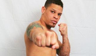 Erster schwuler Boxer: Orlando Cruz. (Foto)