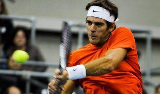 Erster Turniersieg für del Potro seit US-Open 2009 (Foto)