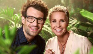 Erster TV-Höhepunkt im neuen Jahr: Das Dschungelcamp 2017 moderiert von Sonja Zietlow und Daniel Hartwich. (Foto)