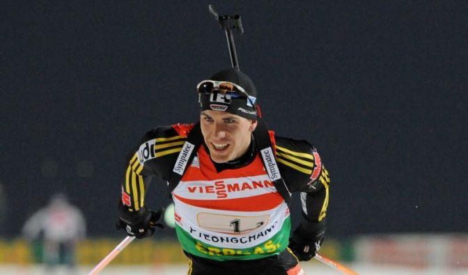 Erster Weltcupsieg im Biathlon für Peiffer (Foto)