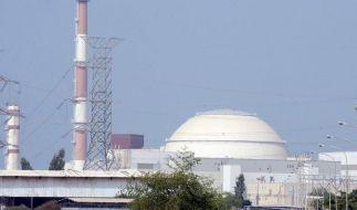 Erstes Atomkraftwerk im Iran offiziell eröffnet (Foto)