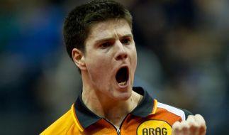 Erstmals 2 deutsche Tischtennisspieler in Top 10 (Foto)
