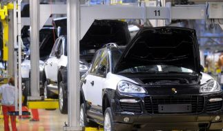 Erstmals in der Autokrise Kurzarbeit bei Porsche (Foto)