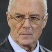 Jetzt redet Beckenbauer: Er gesteht Fehler ein (Foto)