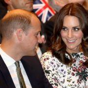 Insider weiß angeblich: Herzogin Kate erwartet Zwillinge (Foto)