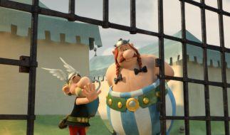 Es ist das erste Animationsspektakel um die unbeugsamen Gallier und ihr erster großer Auftritt in 3D. (Foto)