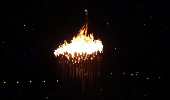 Es brennt (Foto)