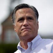 Es sah schon einmal besser aus für Mitt Romney.