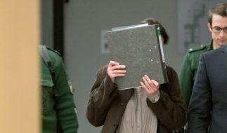 """""""Es bestehen keine Zweifel, dass die Angeklagte ihren Ehemann erstochen hat"""", sagte die Vorsitzende Richterin Gisela Schwack. (Foto)"""