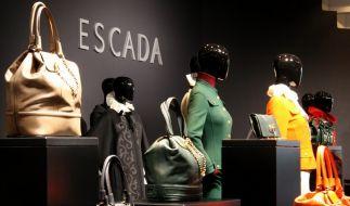 Escada bewies, dass Langeweile und Luxus nicht funktionieren. (Foto)