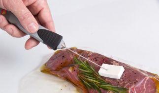 Essen möglichst schonend zubereiten: Vakuumgaren (Foto)