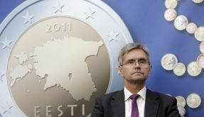 Estland führt Euro ein (Foto)