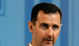 EU berät über Sanktionen gegen Syrien (Foto)