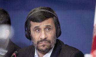 EU beschließt neue Sanktionen gegen Iran (Foto)