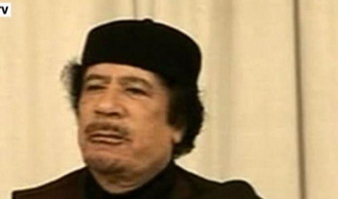 EU beschließt offiziell neue Sanktionen gegen Gaddafi (Foto)