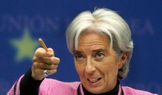 EU bremst Paris bei Plänen zur Weltfinanzreform (Foto)