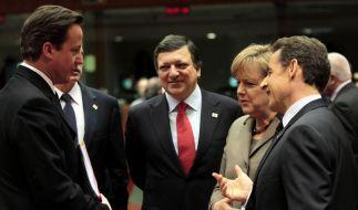 EU droht Libyen - Krieg aber nur als letzte Option (Foto)
