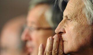 EU-Finanzminister suchen Wege aus der Bankenkrise (Foto)
