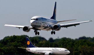 EU gibt Passagierdaten an die USA (Foto)